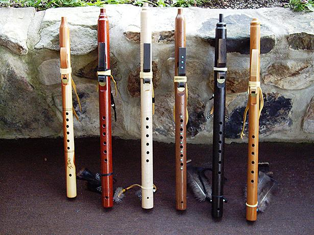 Reade+M.+Holzbaur+of+Hughesville%2C+Pa.%2C+will+present+flutes+like+these+during+his+presentation+on+Tuesday%2C+Nov.+10+at+12+p.m.+in+the+Catherine+Evans+McGowan+Room+of+the+Mary+Kintz+Bevevino+Library+at+Misericordia+University.