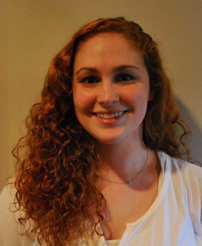 Samantha Allen, senior Communications major.