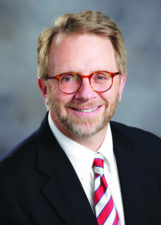 History Professor Gives Talk On Impeachment
