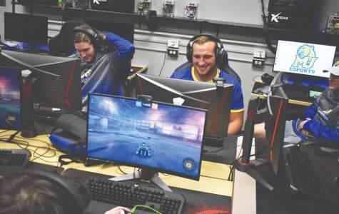 eSports Makes Playoffs