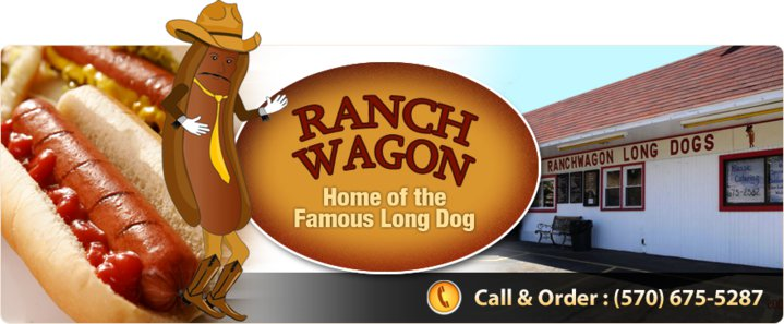 Pig Out at The Ranch Wagon