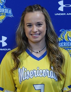 Senior Softball Player Will Continue Leadership
