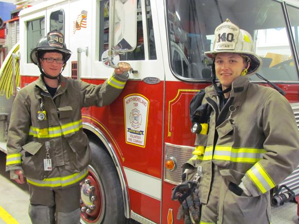 Many Young Volunteers Needed at Area Fire Halls