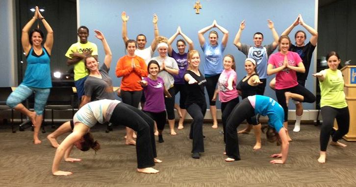 Yoga Club Continues Growing in New Year