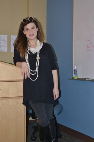 Dr. Elisa Korb  Assistant Professor and Chair of Fine Arts