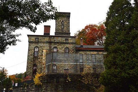 """The Old Jail Museum holds tours for you to wander through the cold, """"haunted"""" hallways. The tour shows you Cell 17, which has a mysterious handprint on the wall, as well as the gallows where the accused Molly Maguires were put to death."""
