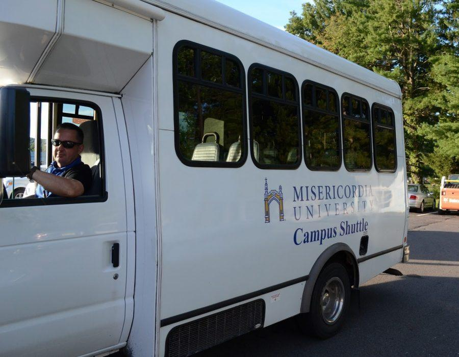 Students Say Entertainment Shuttle is too Slow