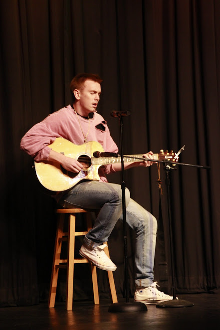Talent Show Draws Multitude of Performers