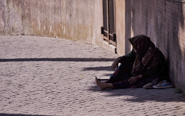 Homelessness Sleep Out