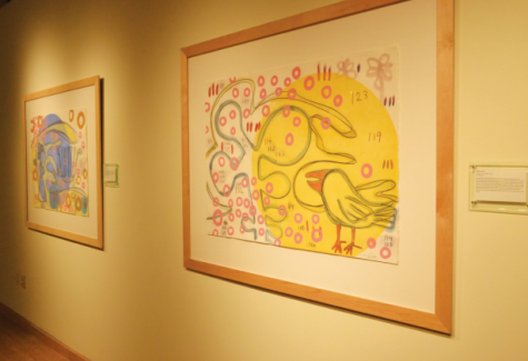Art Gallery Collaborates with Health Sciences for Exhibition