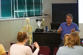 Biology Department Hosts Seminar Series