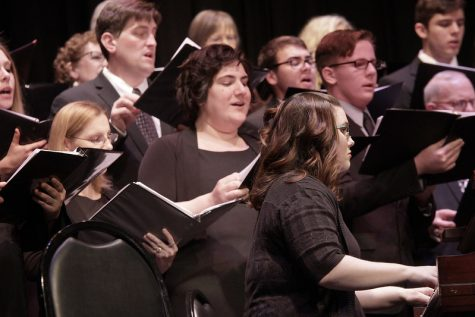 Community Choir Shows Growth With Winter Concert