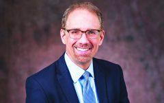 Daniel Myers Named 15th University President
