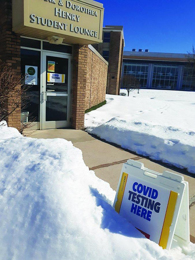 Cougar Care Team Takes New COVID Precautions