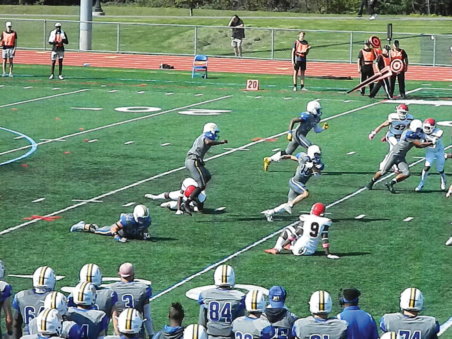 Misericordia Homecoming Match Against Albright